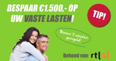 sloop de crisis bespaar-1500-euro